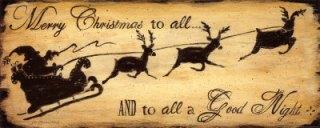 "Wait...I thought the phrase was ""Happy Christmas..."" Photo credit: kiwisoutback.squidoo.com"
