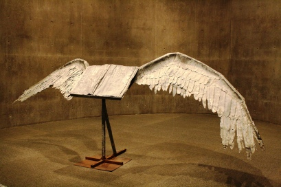 Photo credit: https://www.flickr.com/photos/jypsygen/3457649147 Art Credit: Anselm Kiefer