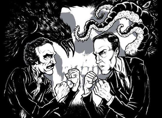 Lovecraft Poems 1