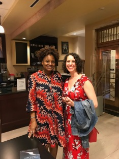 Tracy K Smith and me